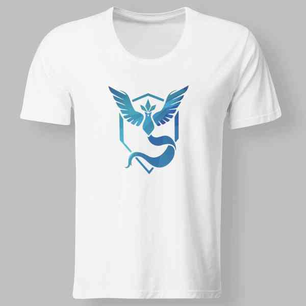 Team Mystic - T-Shirt - Pokemon Go - Funshirt | Team Blau