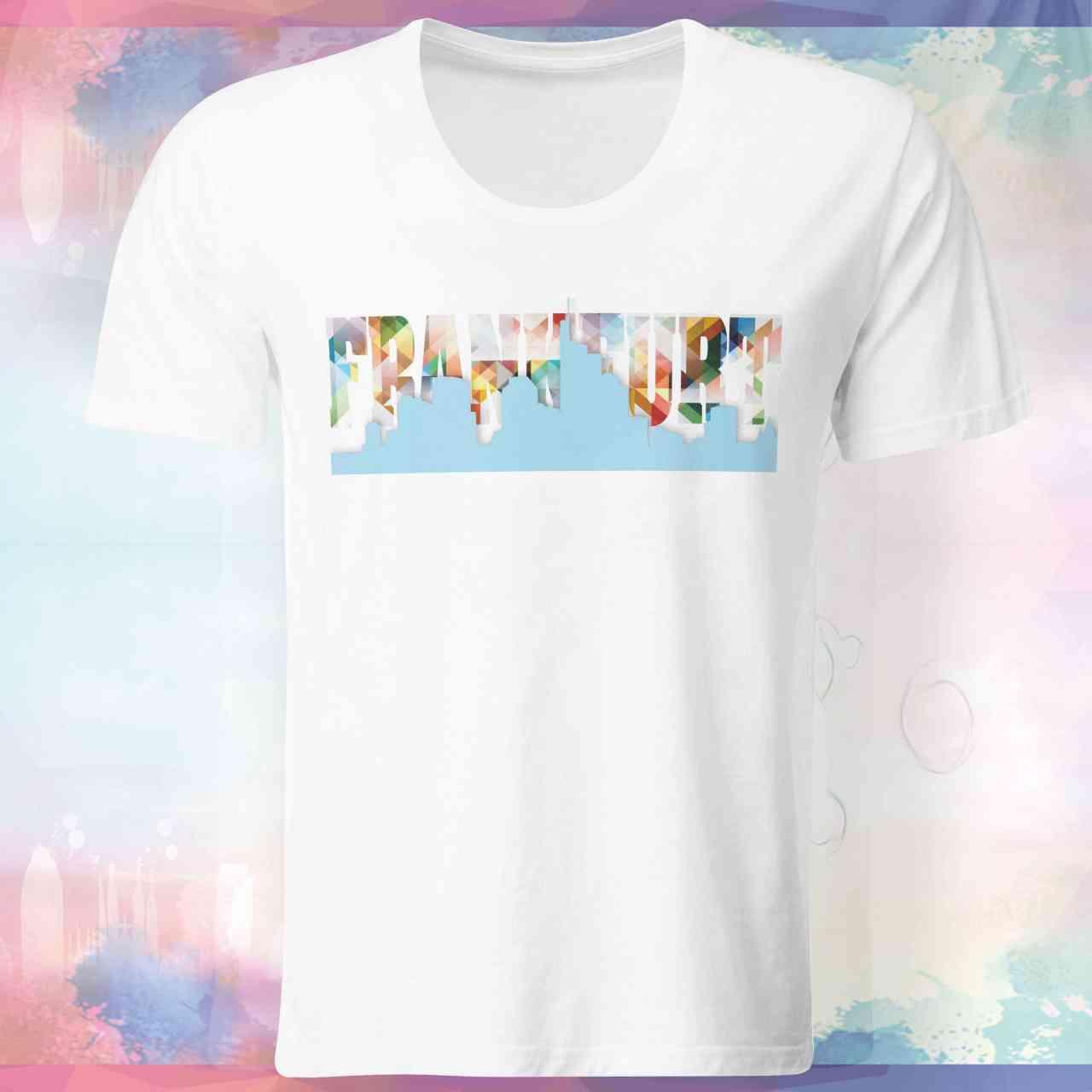 Frankfurt Skyline Shirt | Frankfurt Skyline T-Shirt | Frankfurt Skyline Tshirt
