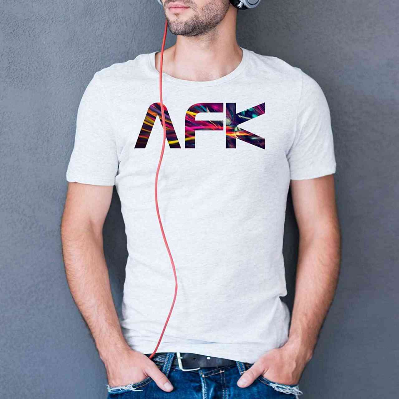 "AFK - Gamer T-Shirt |""AFK"" Shirt 