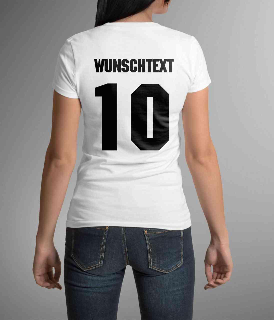 South Korea | Süd Korea | Männer/Frauen Trikot/T-Shirt mit Wunsch Nummer + Name | WM 2018