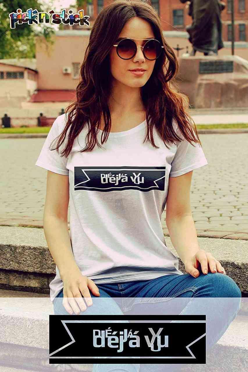 Déjà-vu T-Shirt made by pickNstick   T-Shirt   Männer oder Frauen (Unisex)   Deja Vu