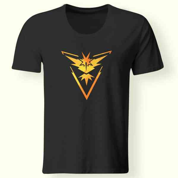 Team Instinct - T-Shirt - Pokemon Go - Funshirt | Team Gelb